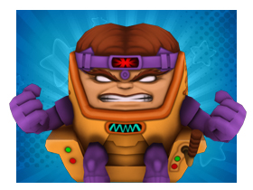 Marvel Super Hero Squad Online MODOK