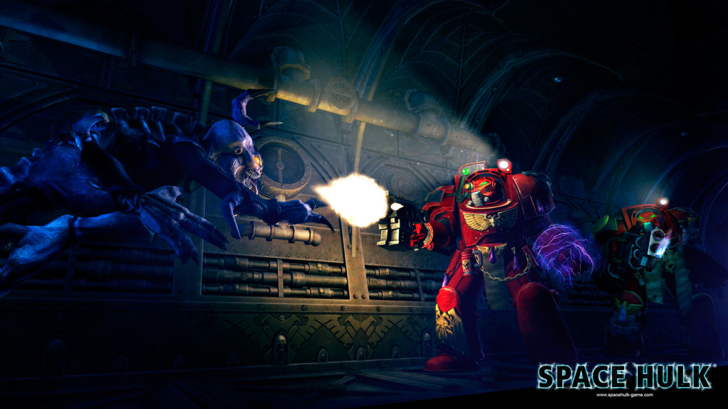 Space Hulk - Action Camera