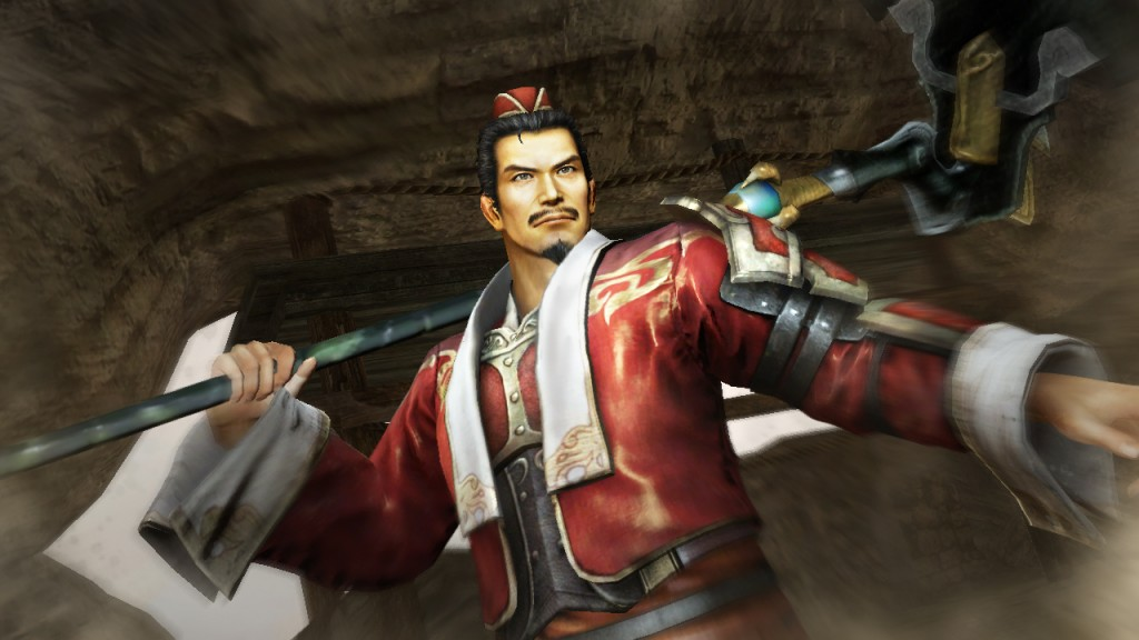 Dynasty Warriors 8 - Lu Su