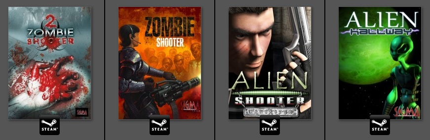Bundle Stars - Stellar Bundle - Zombies Vs Aliens