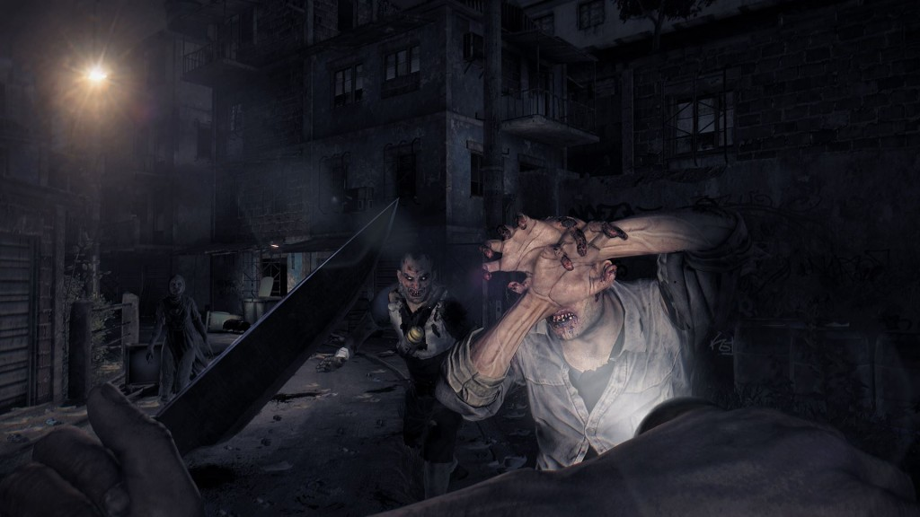 Dying Light - Zombie