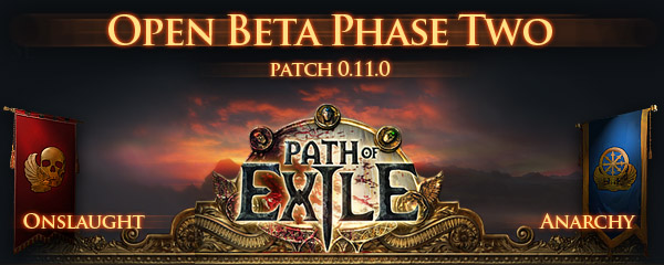 Path of Exile - Open Beta Phase Two