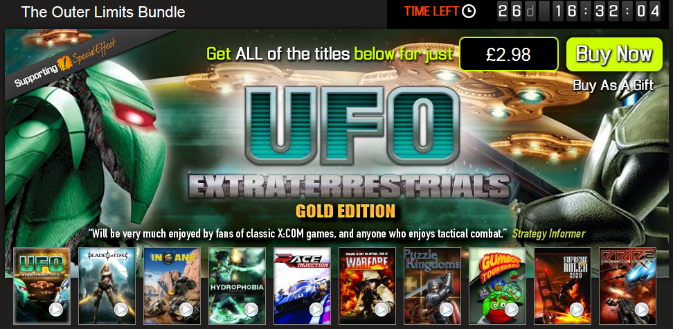 Bundle in a Box - The Outer Limits Bundle